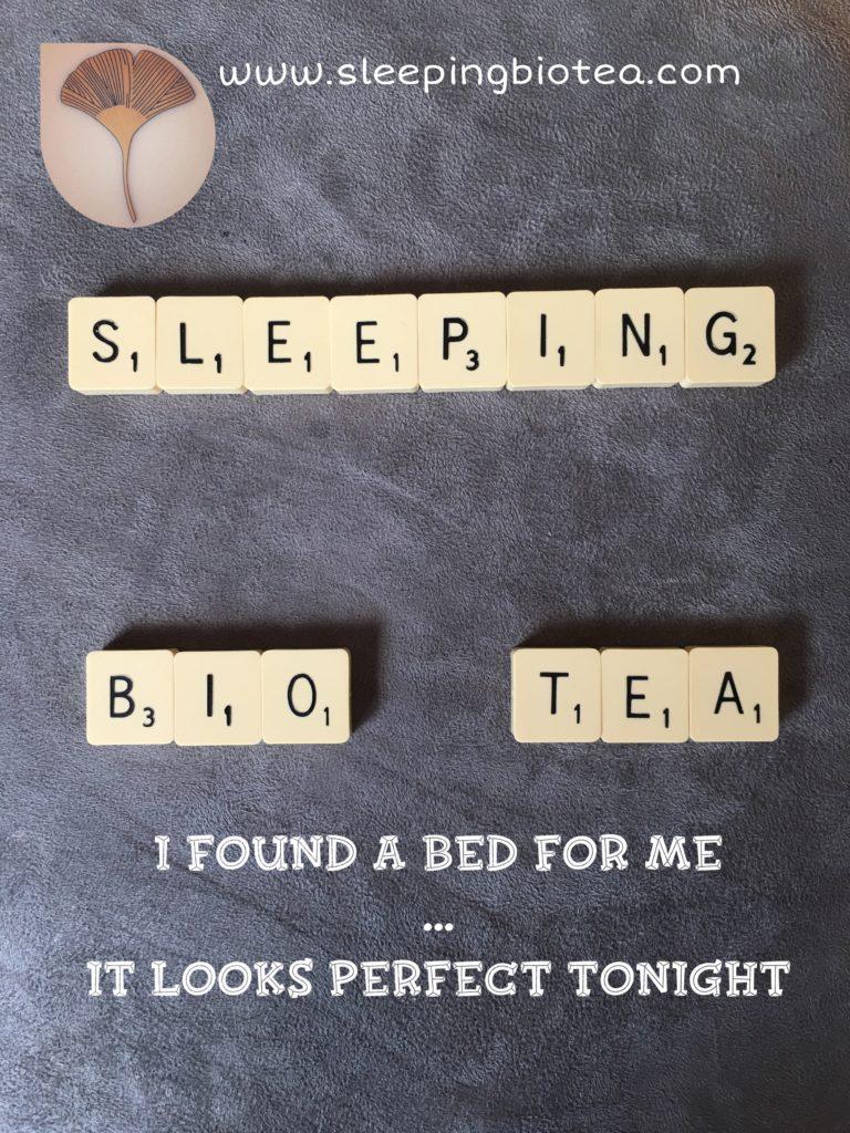 Hommage Ed Sheeran Sleeping Bio Tea